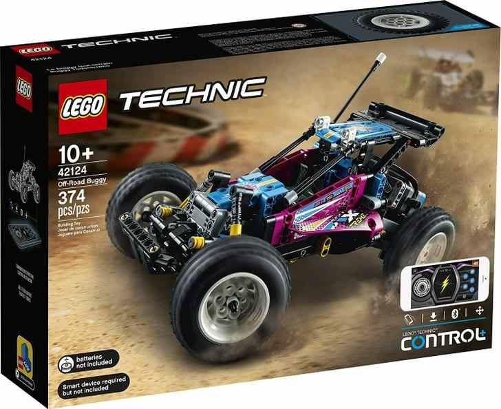 LEGO Technic Off-Road Buggy 42124