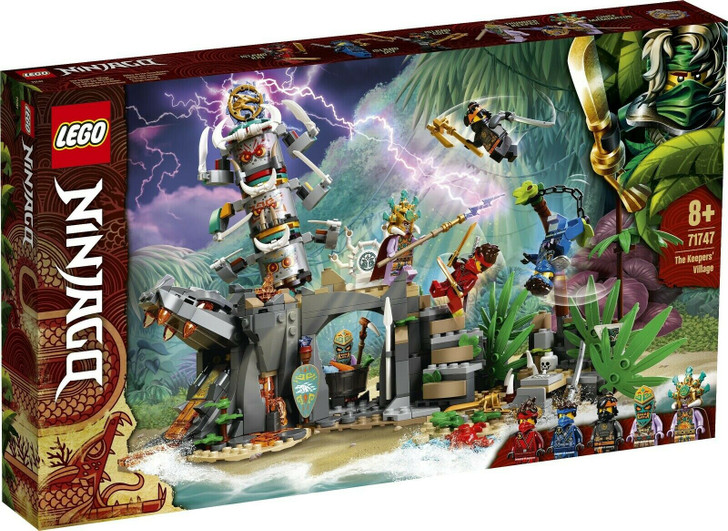 LEGO Ninjago The Keepers' Village 71747