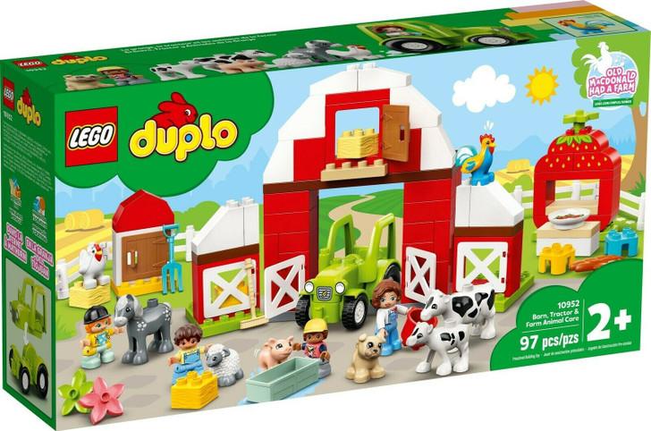 LEGO DUPLO Barn, Tractor & Farm Animal Care 10952