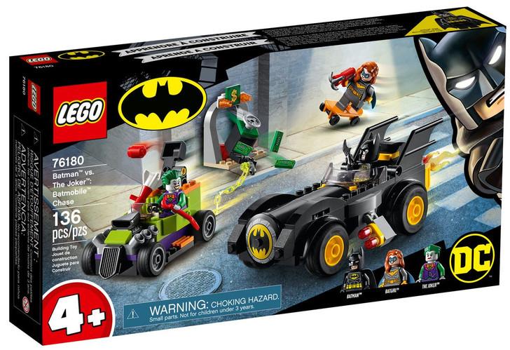 LEGO DC Super Heroes Batman vs. The Joker: Batmobile Chase 76180