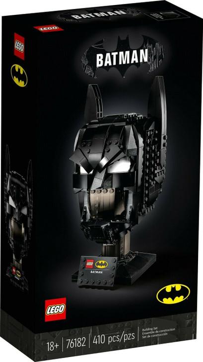 LEGO DC Comics Super Heroes Batman Cowl 76182