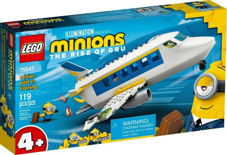 LEGO Minions Minion Pilot in Training 75547