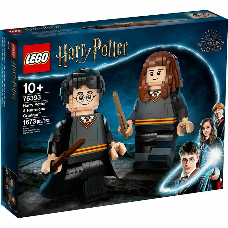 LEGO Harry Potter Harry Potter & Hermione Granger 76393