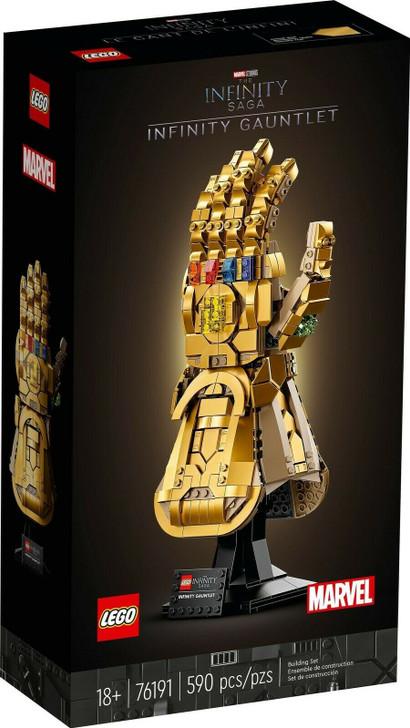LEGO Marvel Super Heroes Infinity Gauntlet 76191