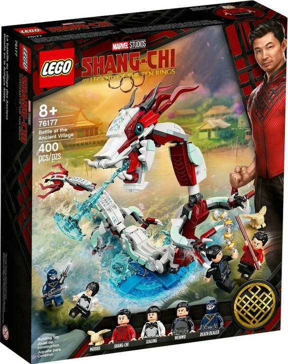 LEGO Marvel Super Heroes Shang-Chi Battle at the Ancient Village 76177