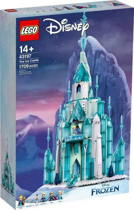 LEGO Disney Frozen The Ice Castle 43197