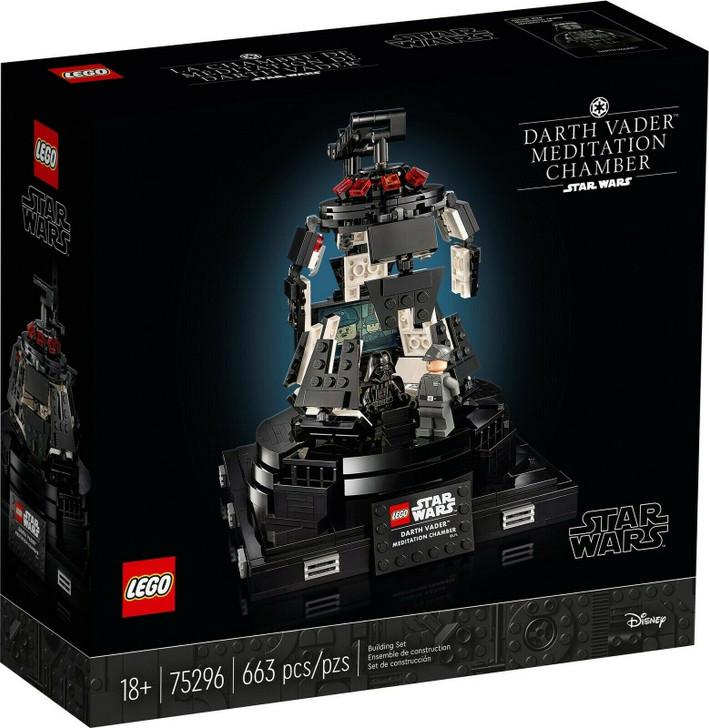 LEGO Star Wars Darth Vader Meditation Chamber 75296