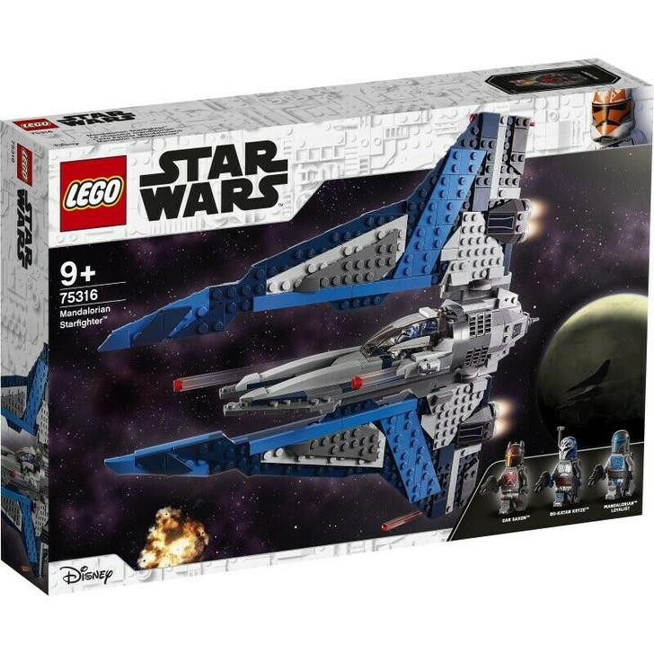 LEGO Star Wars Mandalorian Starfighter 75316