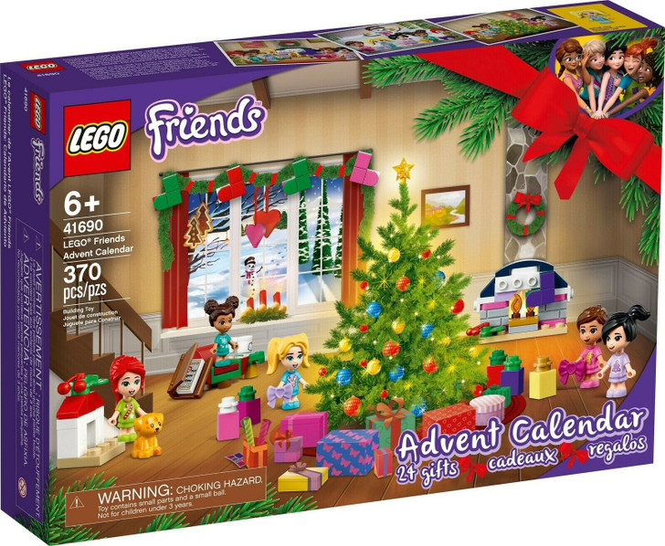 LEGO Friends Advent Calendar 2021 - 41690