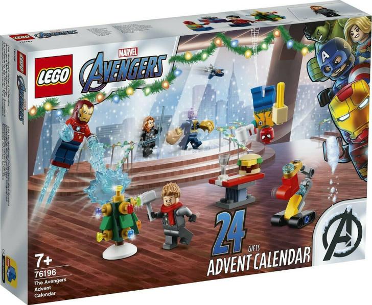 LEGO Marvel Avengers Advent Calendar 2021 - 76196