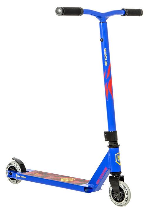 Grit Atom - 2 Wheel Scooter - Blue 2021 Height Adjustable