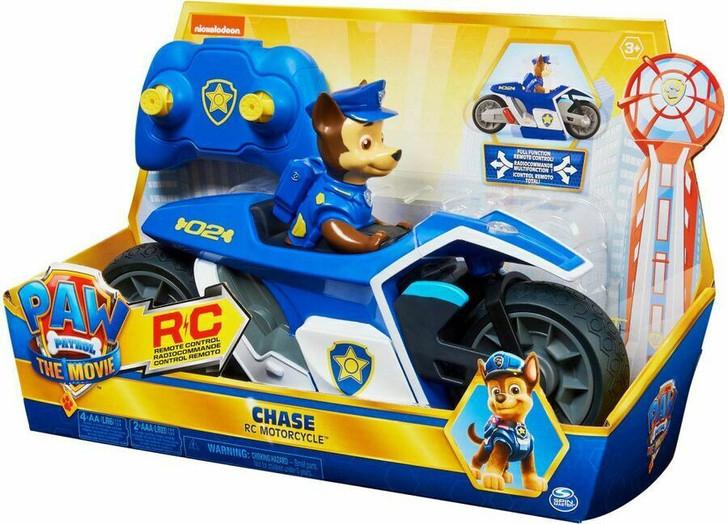 Paw Patrol Movie Chase Radio Control Motorcycle