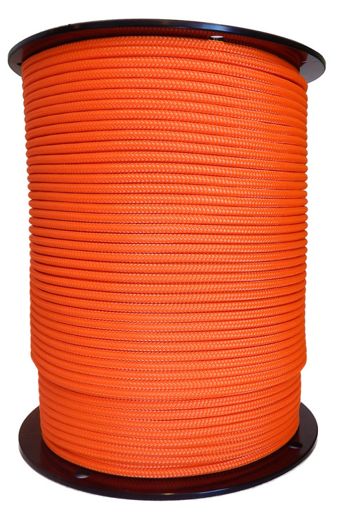 """1/4"""" Double Braid Polyester CB KNOT"""