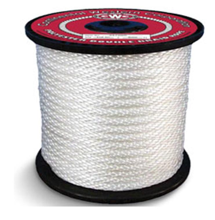 12 strand polyester