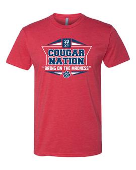 Cougar Nation Short Sleeve T-Shirt