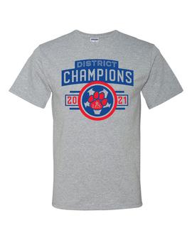 Soccer District Champs Short Sleeve T-Shirt