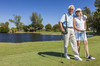 Inogen G5 Golfing