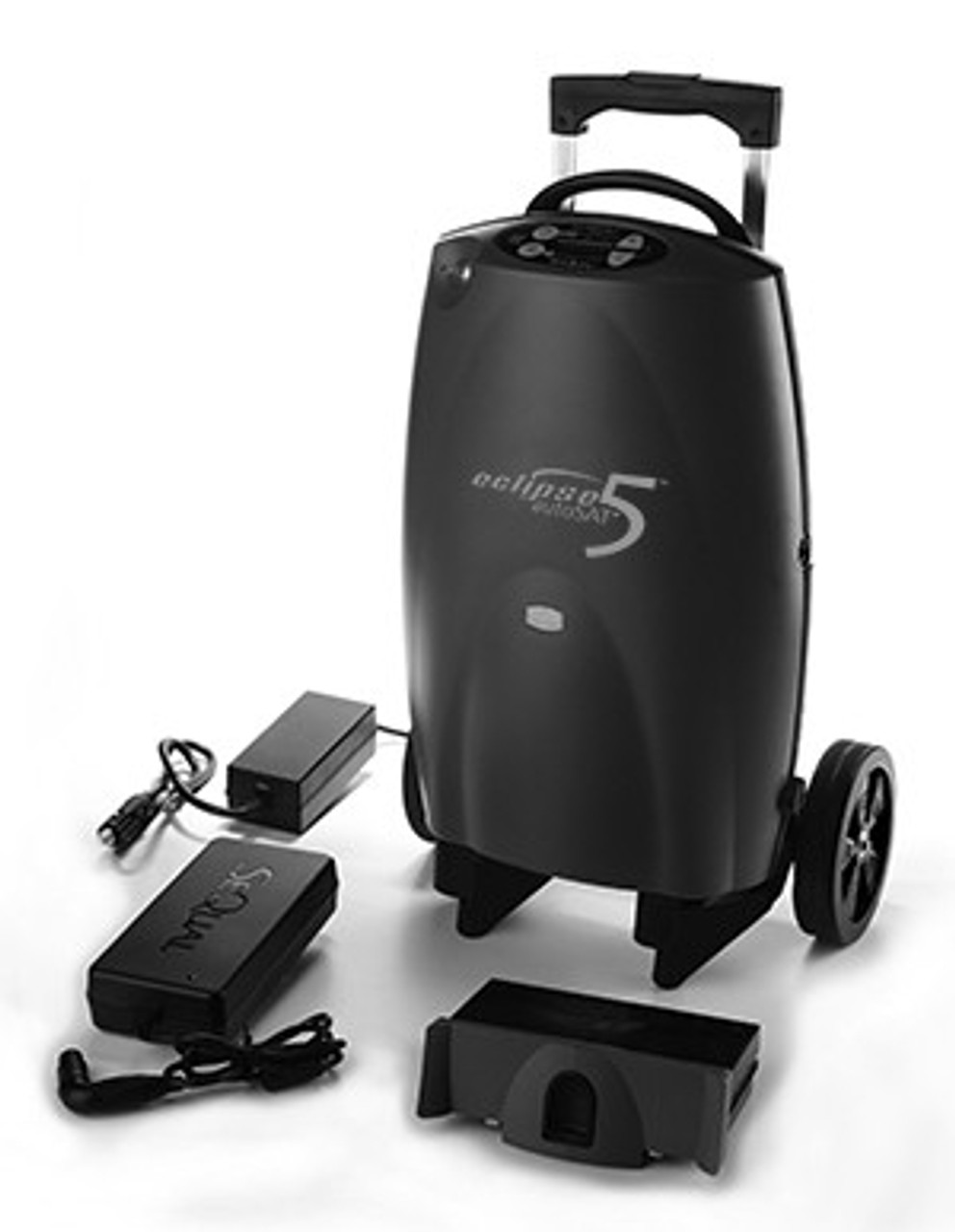 SeQual ECLIPSE 5 Portable Oxygen Concentrator with ONE BATTERY