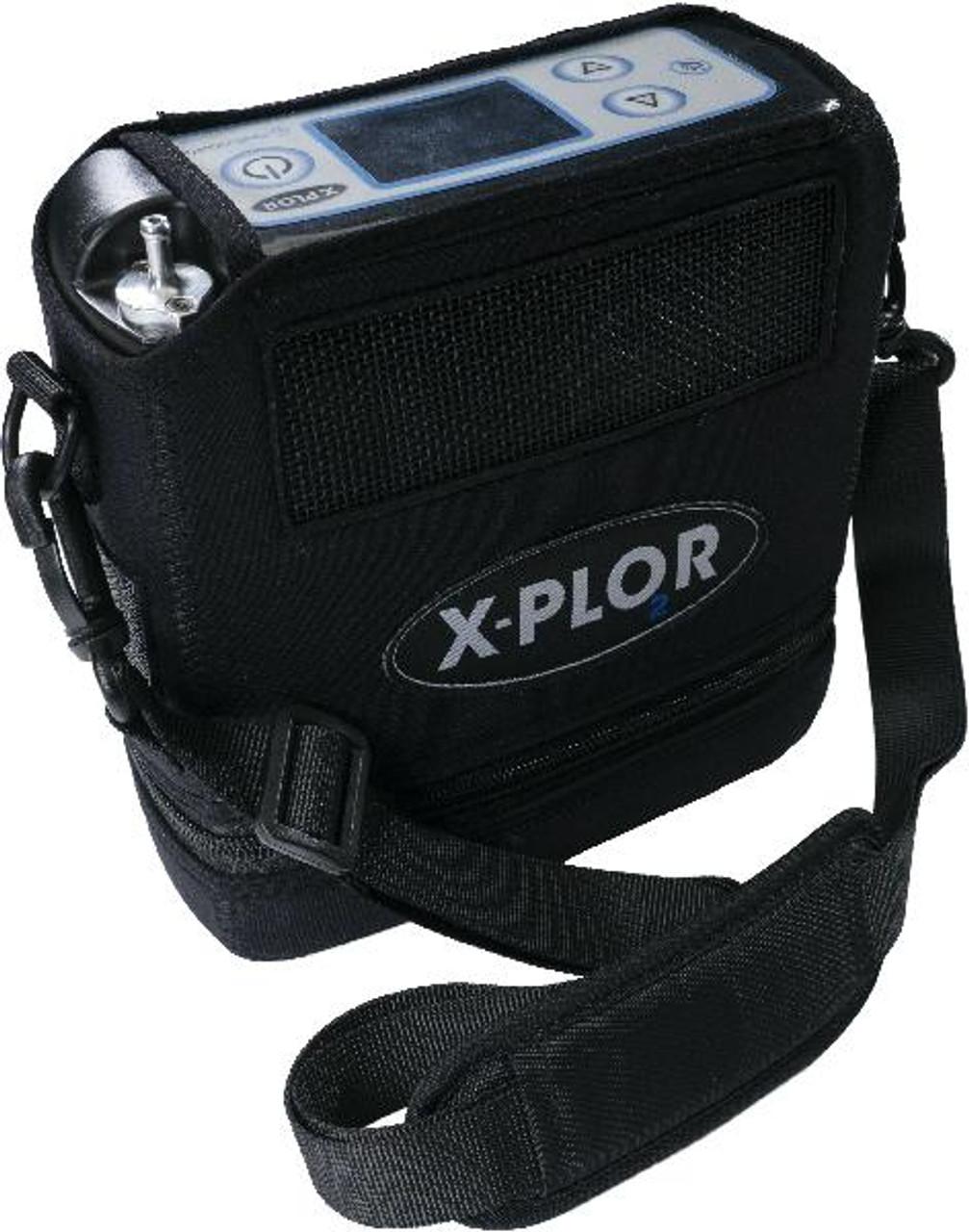 Xplor Portable Oxygen System with Carry Case