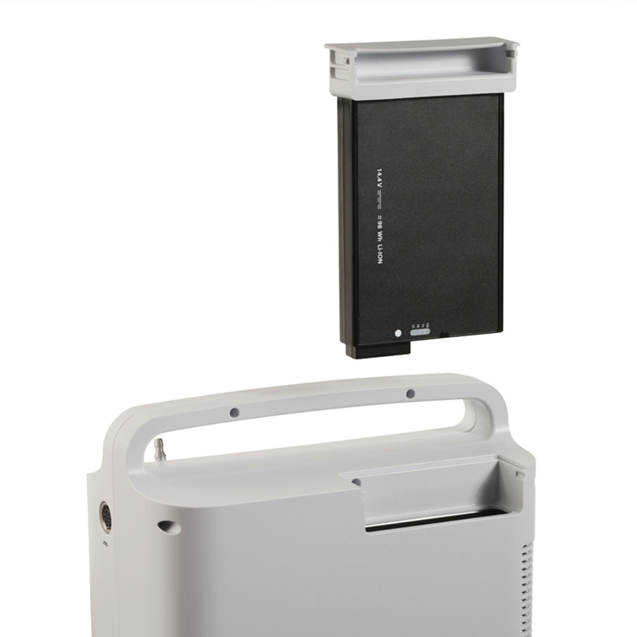 SimplyGO Battery Compartment