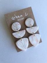 Urban C Designs Handmade Earrings Natural