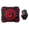 MARVO SCORPION M315+G1 MOUSE & MOUSEPAD ADVANCED GAMING COMBO