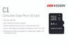 HIKVISION MicroSDHC™ 16GB High Performance