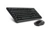 A4TECH Wireless Keyboard & Mouse Combo USB | 3000N