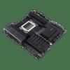 Asus Pro WS WRX80E-SAGE SE WIFI AMD WRX80 Ryzen™ Threadripper™ PRO extended-ATX workstation motherboard with Intel dual 10 G LAN, USB 3.2 Gen 2x2 Type-C port, 7 x PCIe 4.0 x16 slots, 3 x M.2 PCIe 4.0, ASMB9-iKVM, 2 x U.2 and 16 power stages  Pro WS WRX80E-SAGE SE WIFI
