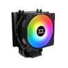 Xigmatek Windpower 964 RGB (Black Anodized, 90mm RGB PWM Fan,  Reinforced Plastic Backplate) | EN45778