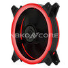 ABKONCORE FAN For Gaming Case 3in1 KIT DOUBLE RING LED Fans, RED, GREEN, BLUEABKONCORE FAN For Gaming Case 3in1 KIT DOUBLE RING LED Fans, RED, GREEN, BLUE