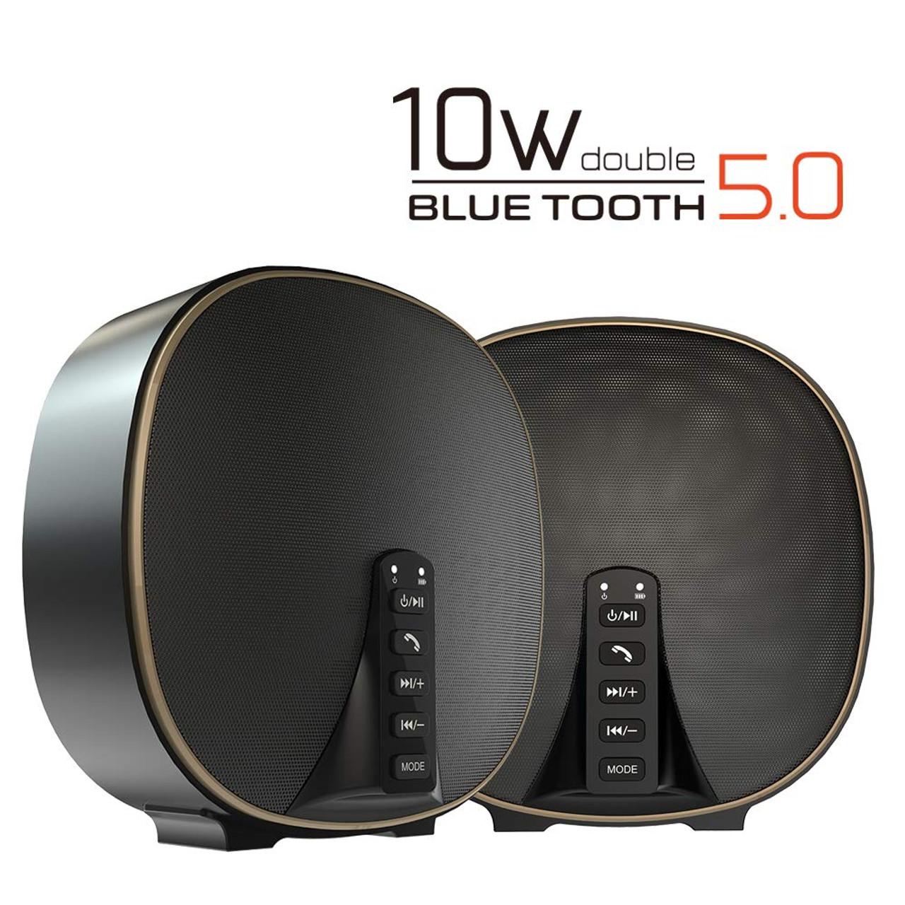 Aspor Bluetooth Speakers Tws Twin Portable Outdoor Wireless Speakers Ayoub Computers