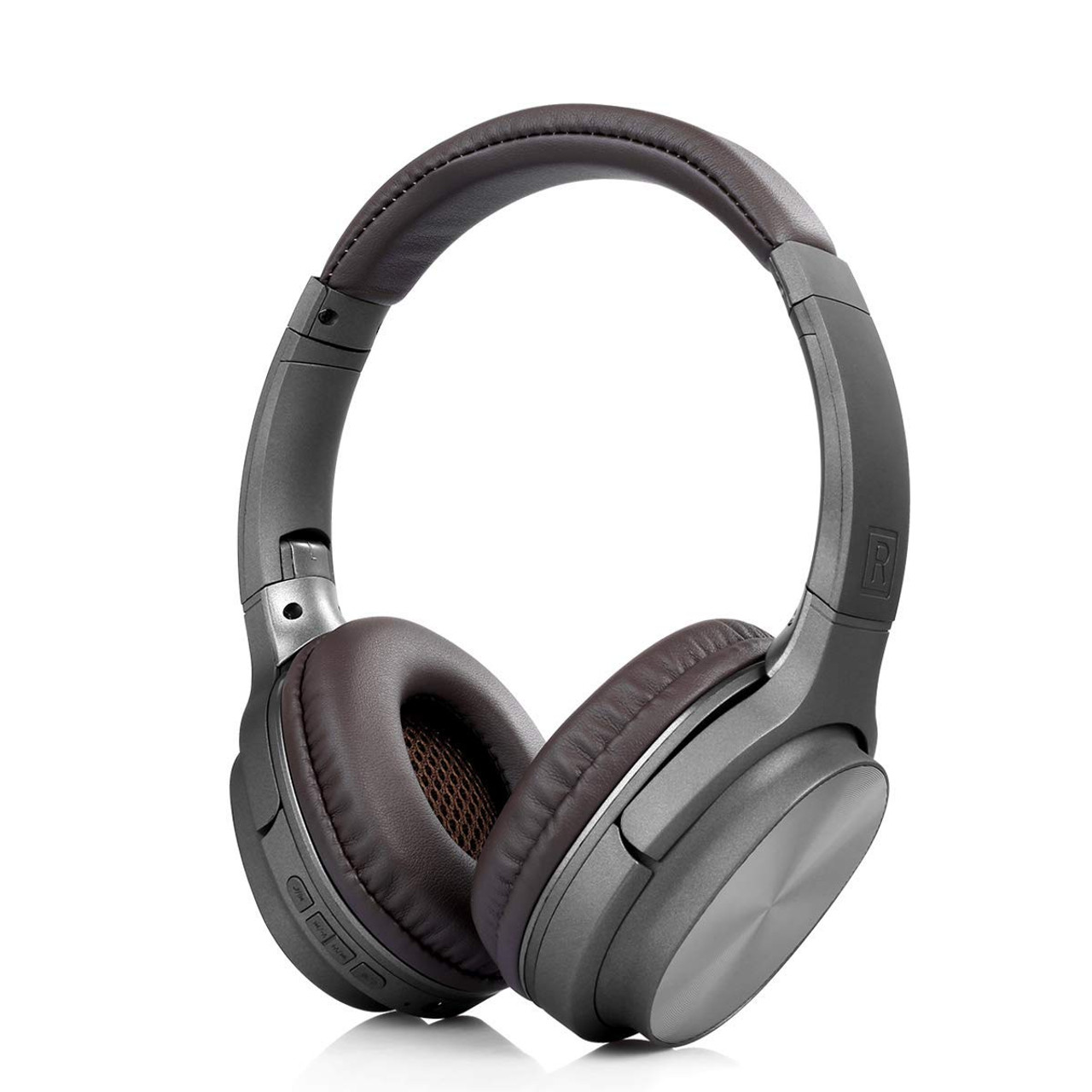 DRUMS Wireless AZ17 Over The Ear Noise Cancellation HD Sound Extra Bass 3D Stereo Bluetooth Headphones with inbuilt mic and Memory Card Drive