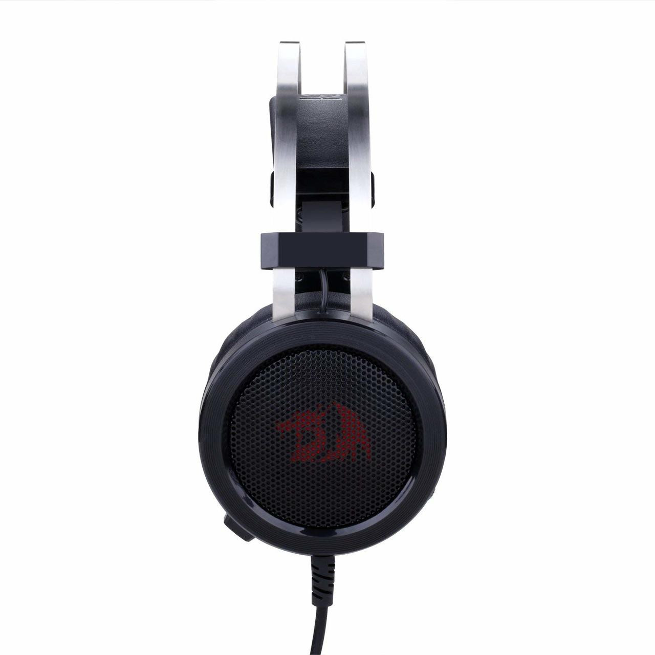 dfd26decc618d5 Redragon H901 Gaming Headset Microphone PC, PC Gaming Headphones Mic  Built-in Noise Reduction