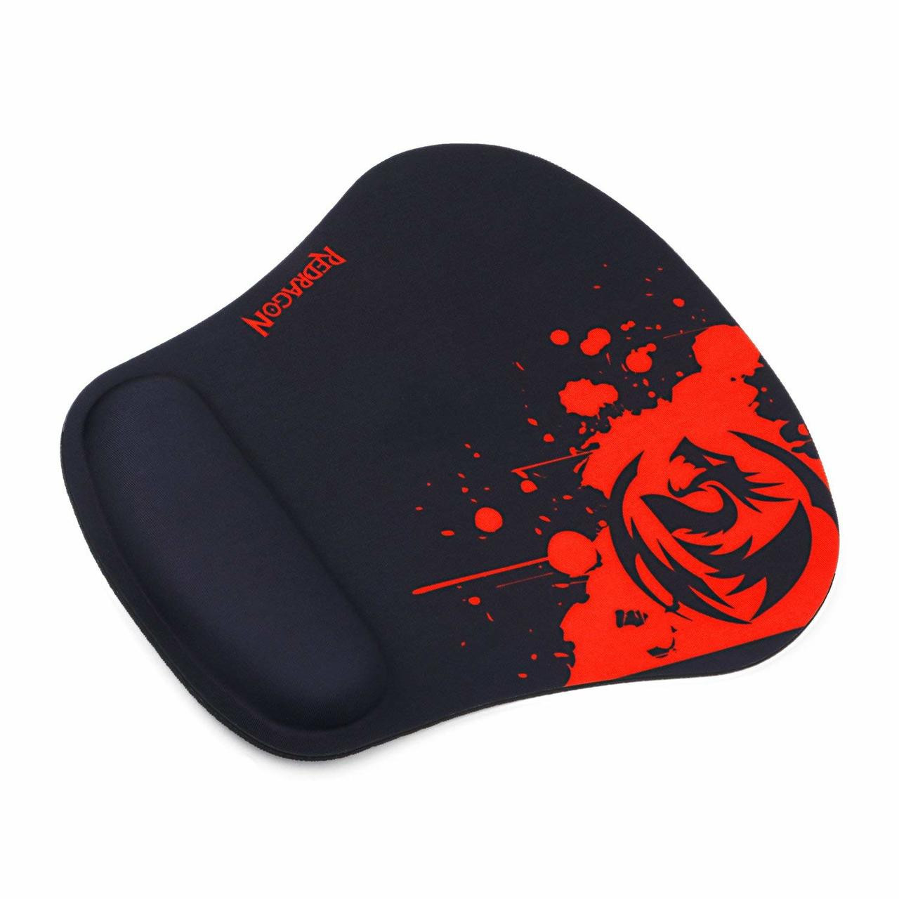 Black Quality Selection Comfortable Wrist Rest Mouse Pad