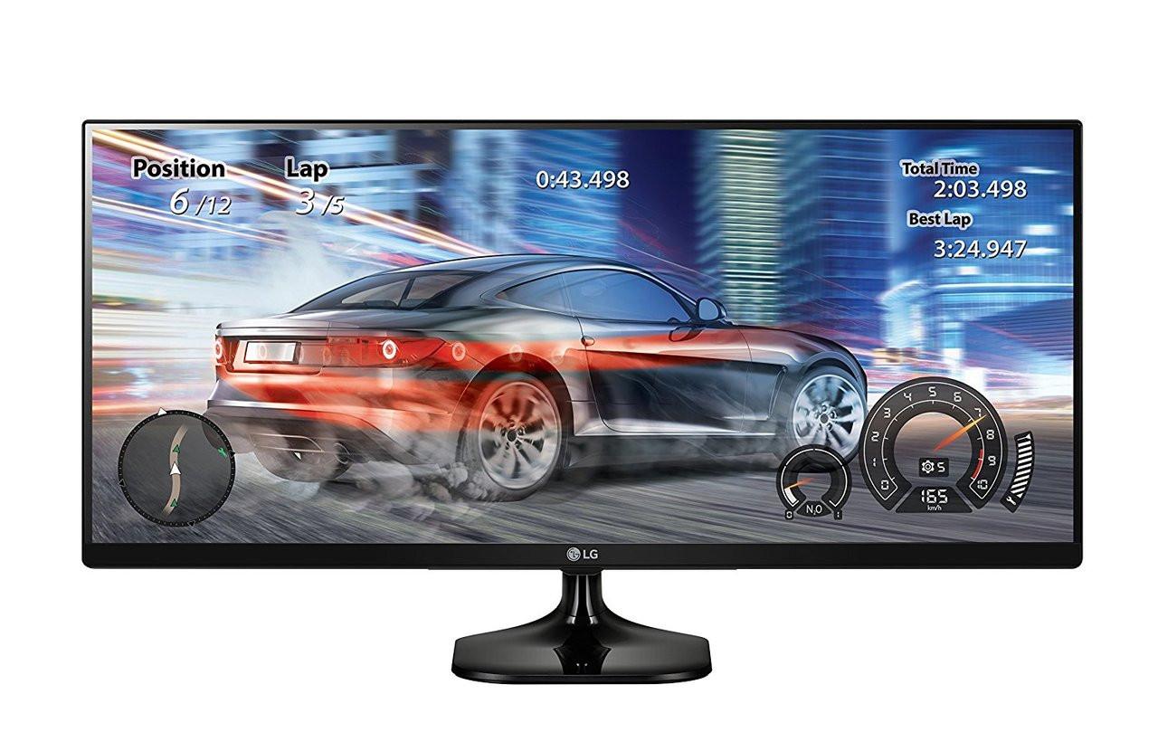 """LG 25UM58-P 25"""" Class 21:9 UltraWide® Full HD IPS LED Monitor (25"""" Diagonal)"""