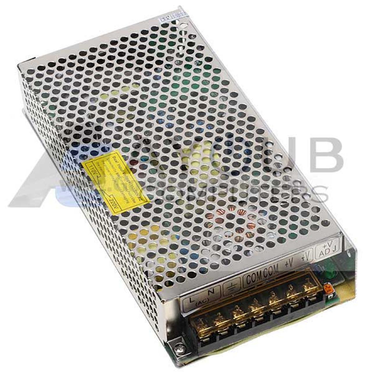 Power Supply 12V 10A for CCTV Camera