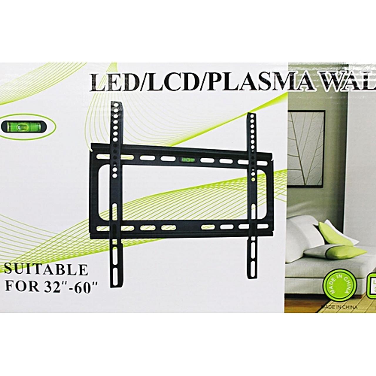 "LED 32"" - 60"" Wall Mount AD-AM41 (Load capacity -50Kg) - Black"