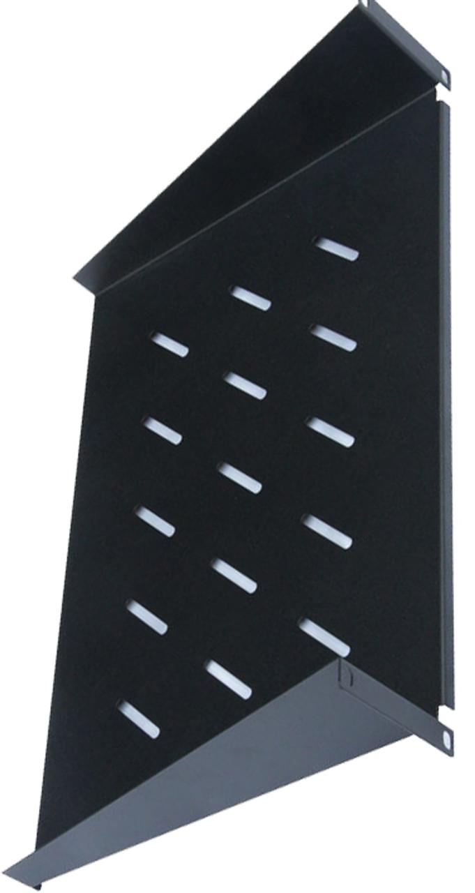 Fixed Shelf Wall Mounted Cabinet For 450mm Depth Racks Ms Fs450w W49cm D27 5cm