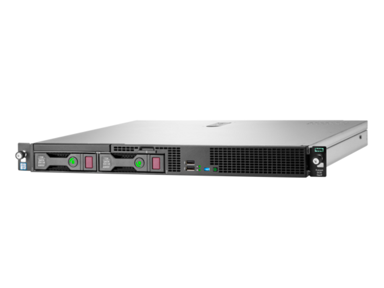 HPE ProLiant DL20 Gen9 base rack server 871429-B21