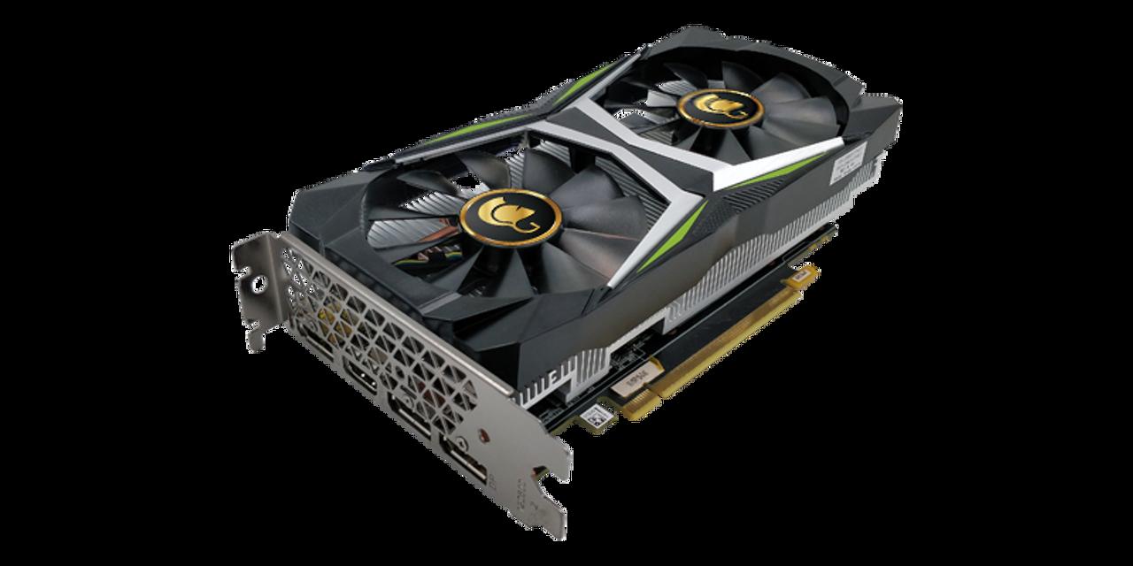 VGA Manli GeForce RTX™ 2060 6GB GDDR6 Gallardo | AYOUB COMPUTERS