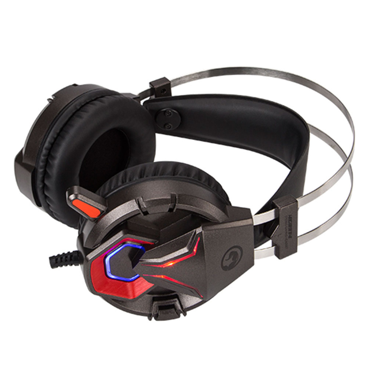 MARVO HG8914 BACKLIT, STEREO GAMING HEADSET Compatibility: PC, consoles (PS4, Xbox One)