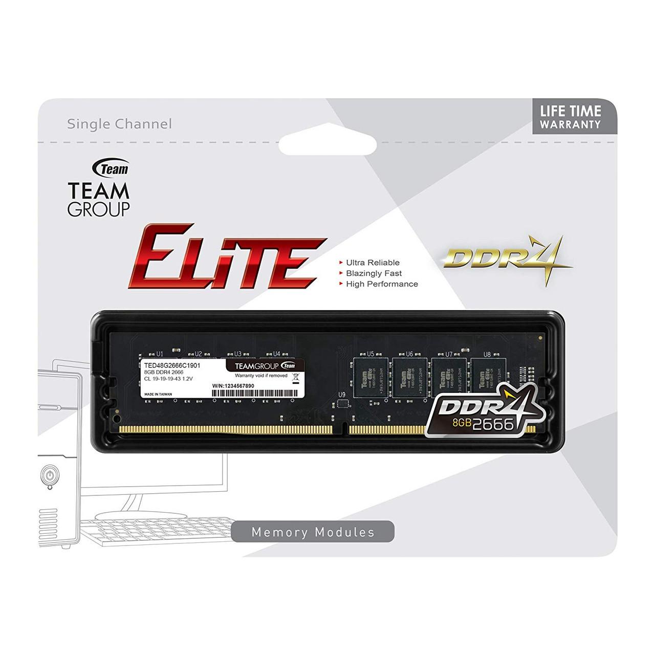 Strange Ram Team Elite 4Gb 8Gb 16Gb Ddr4 2666Mhz Desktop Memory Download Free Architecture Designs Scobabritishbridgeorg