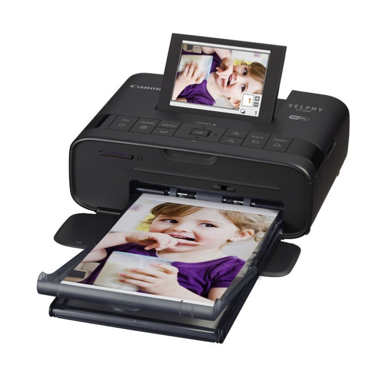 Canon SELPHY CP1300 Wireless Compact Photo Printer with AirPrint