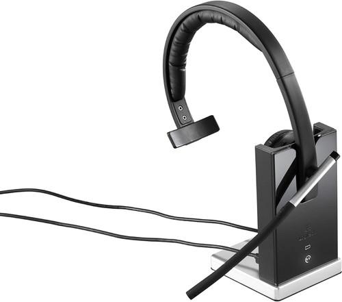 Logitech Wireless Headset H820e Single-Ear Mono Business Headset