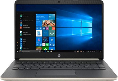 Laptop HP Notebook 14-CF0006DX CORE I3 4GB DDR4 128GB SSD 14 inch INTEL WIN 10