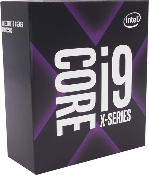 CPU Inte i9-9900X X-Series Processor 10 Cores up to 4.4GHz Turbo Unlocked LGA2066 X299 Series 165W Processors