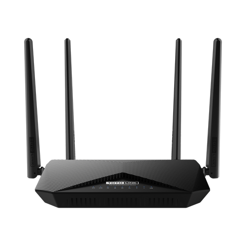 TOTOLINK A3002RU 1200Mps WiFi Gigabit Router AC1200, Dual Band, MU-MIMO, 5x RJ45 1000Mb/s, 1x USB