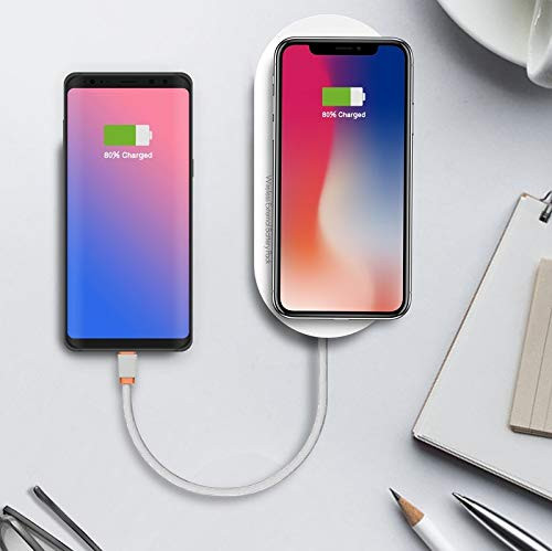 LDNIO PW1003 Wireless Charger with 10000mah Power Bank