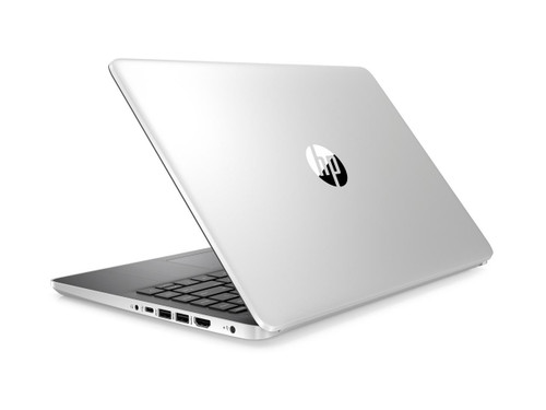 HP 14 Laptop, Intel 10th Gen Core™ i5-1035G1, 8GB SDRAM, 256GB SSD + 16GB Intel® Optane™ memory, Natural Silver, 14-dq1039wm